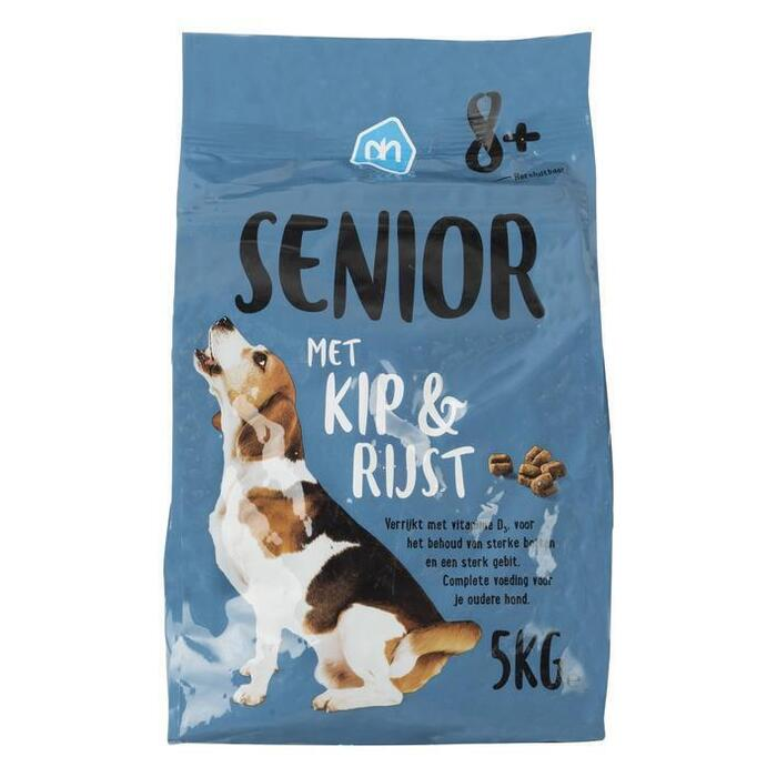 AH Brok senior kip-rijst (5kg)