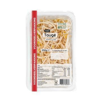 Jumbo Taugé Voordeelverpakking 250 g (250g)
