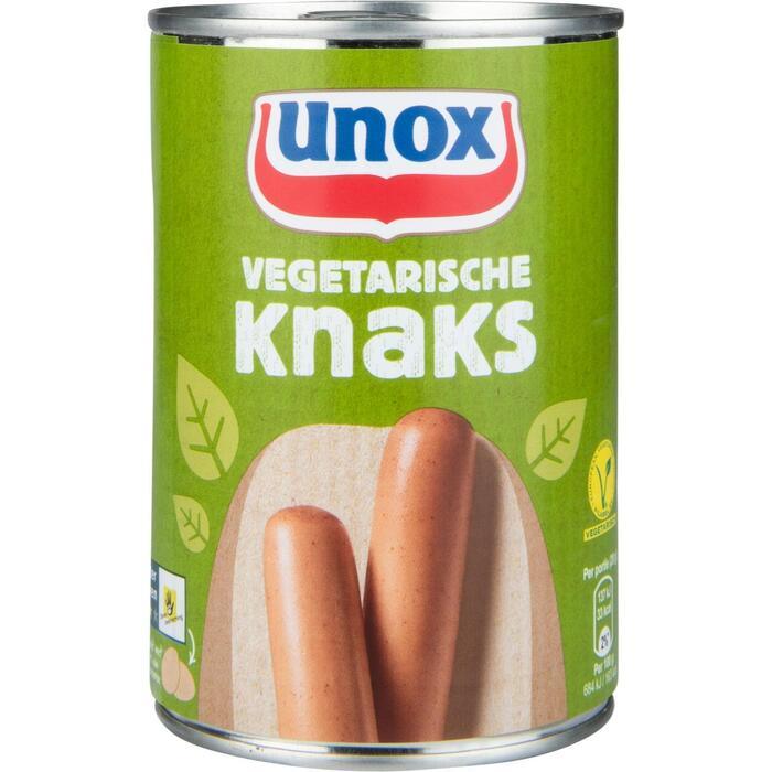 Unox Vegetarische knaks (400g)