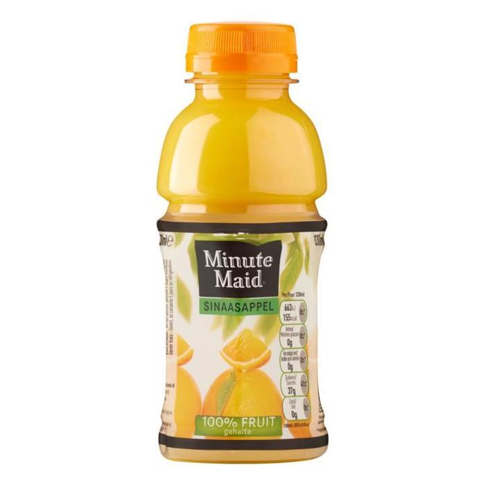 Sinaasappelsap (fles, 33 × 33cl)