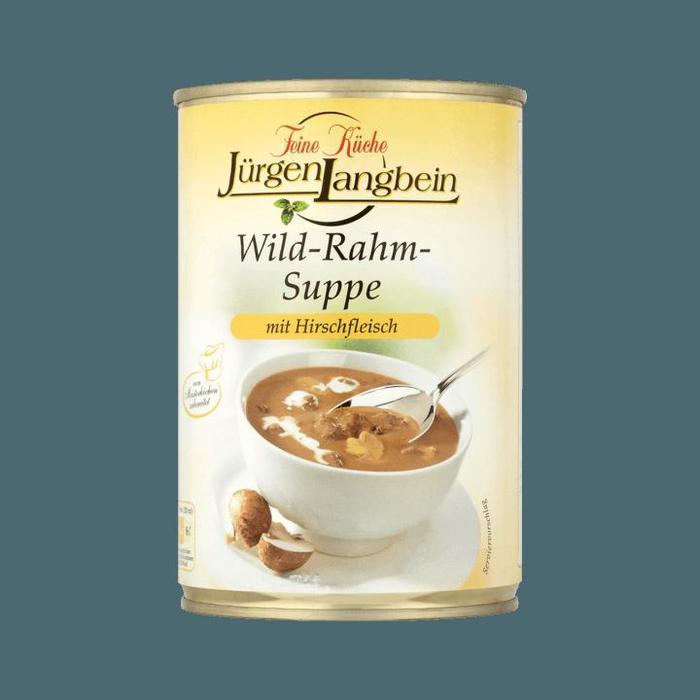 Wilde Roomsoep (blik, 40cl)