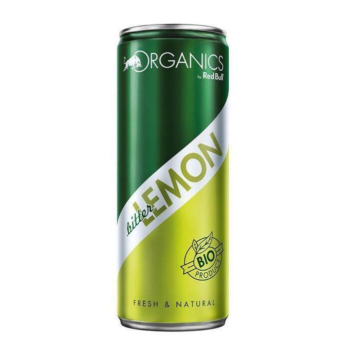 Red Bull Organic bitter lemon (rol, 25 × 250ml)
