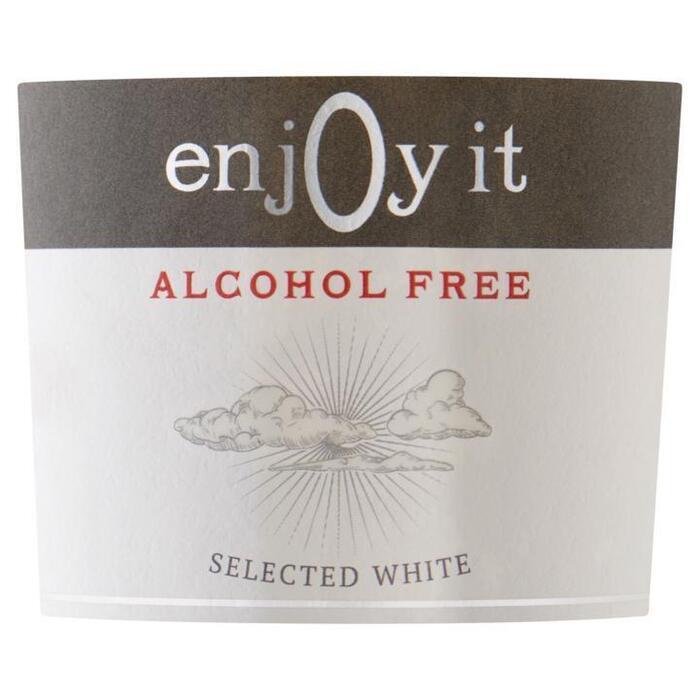 Enjoy it Mousserende Witte Wijn 75 cl (0.75L)