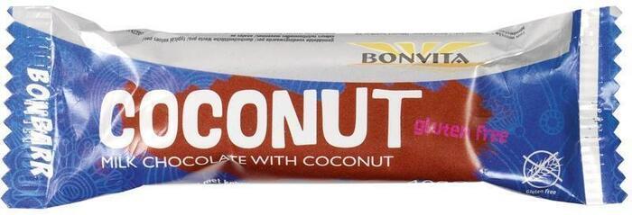 Bonbarr Milk Chocolate & Coconut Bar (40g)
