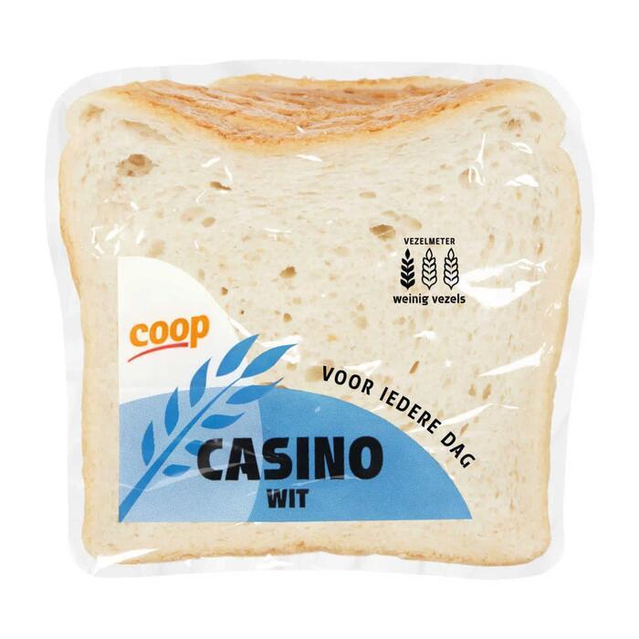 Coop Half witbrood (400g)