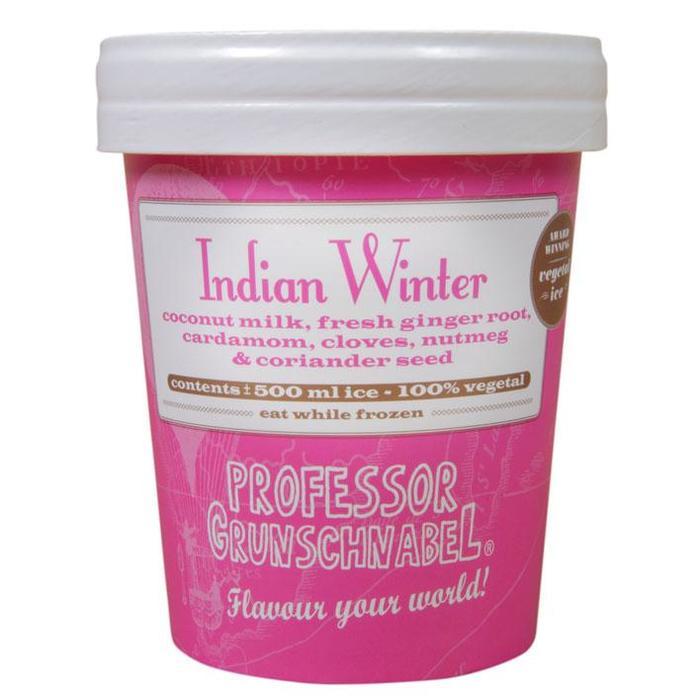 Professor Grunschnabel - Natural Vegetal Ice - Indian Winter (0.5L)