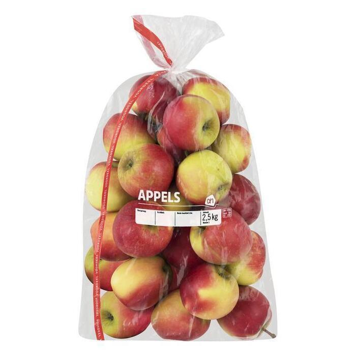 Appelen voordeel (zak, 2.5kg)