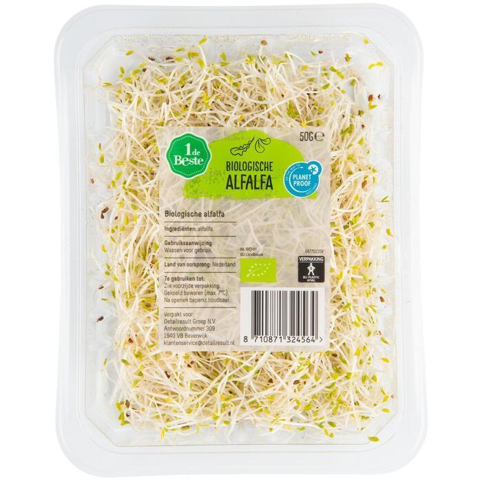 Bio alfalfa (50g)