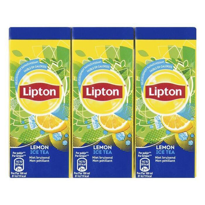 Ice Tea lemon (pak, 6 × 200ml)