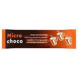 Van Oordt Choco instant cacaopoeder in stick 100 x 22g (22g)