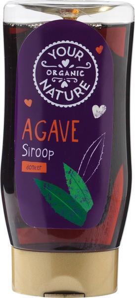 Agave Siroop (tube, 250ml)