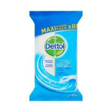 Dettol Power & fresh ocean
