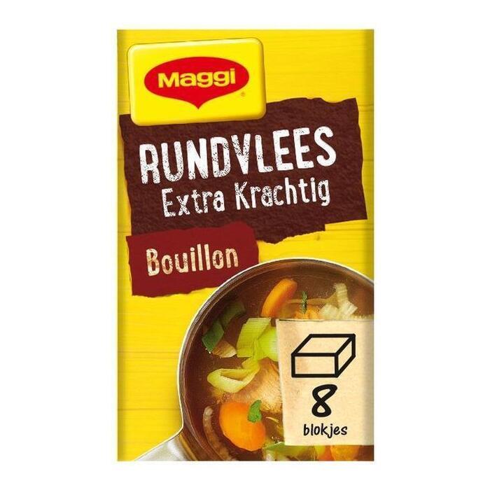 Rundvlees bouillon (8 × 88g)