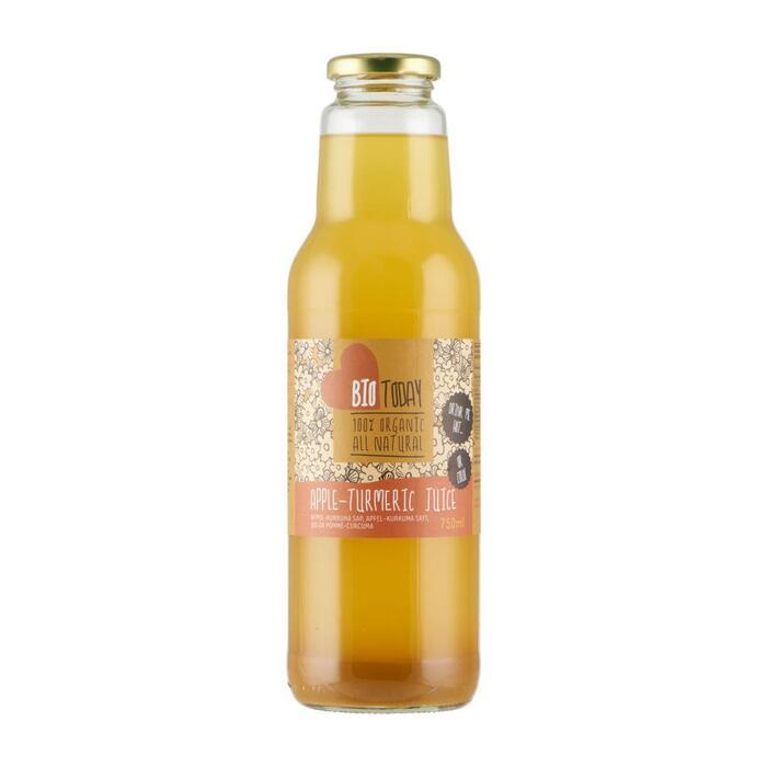 BioToday Gember-appel-kurkuma sap (0.75L)