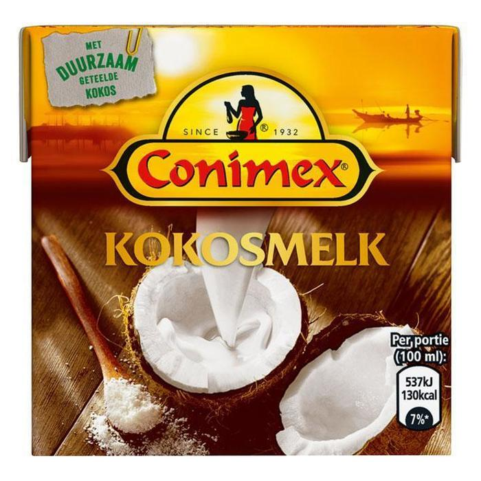 Kokosmelk 250 ml (250ml)