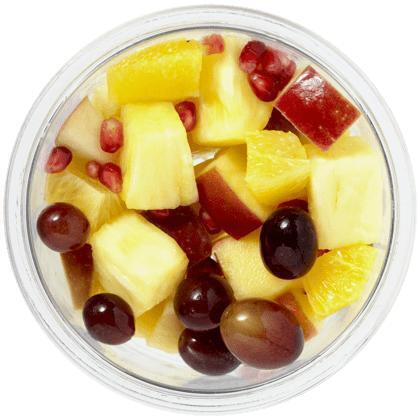 Vers gesneden fruitsalade seizoen (200g)