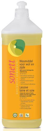 Wol & zijde wasmiddel (1L)