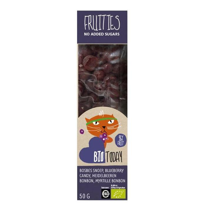 Bio Today Fruities blueberry (50g)