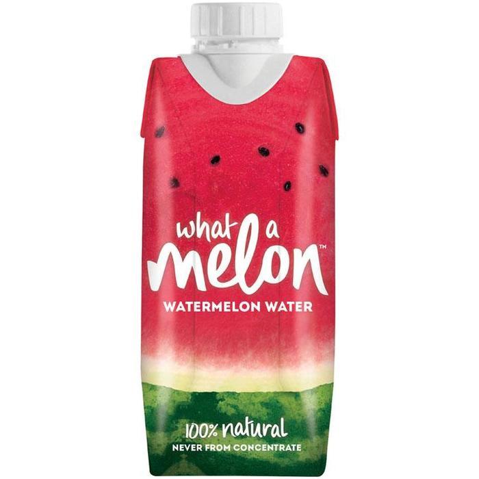 What a Melon Watermelon water (33cl)