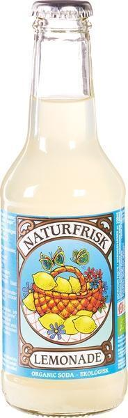 Citroen-limonade (250ml)