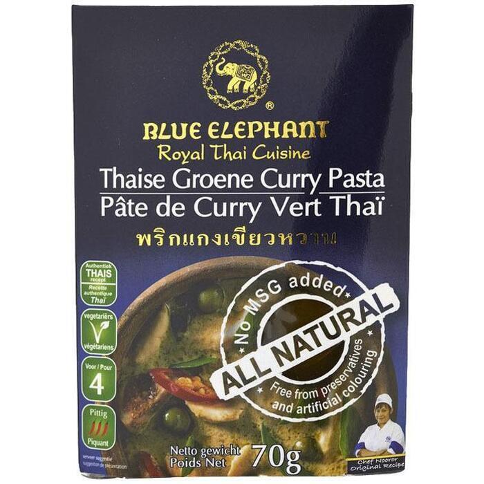 Thaise Groene Curry Pasta 70 g (70g)