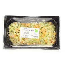 Bleekselderij-Fruit Salade (500g)