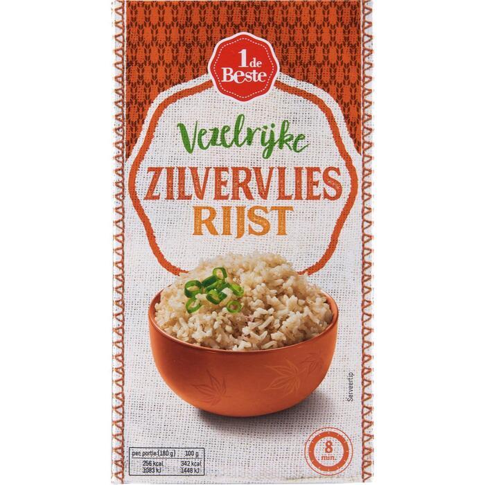 1de Beste zilvervlies rijst 400 gram (400g)