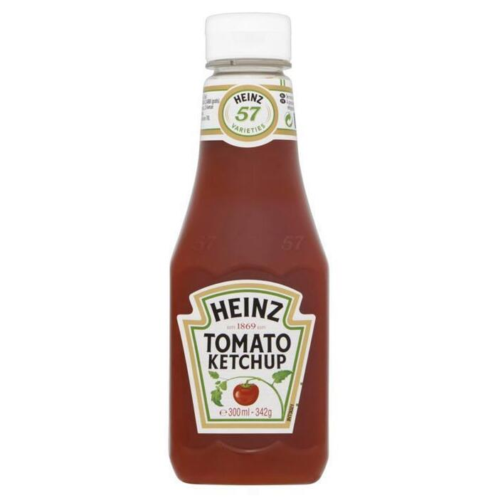 Tomato Ketchup (plastic fles, 30cl)