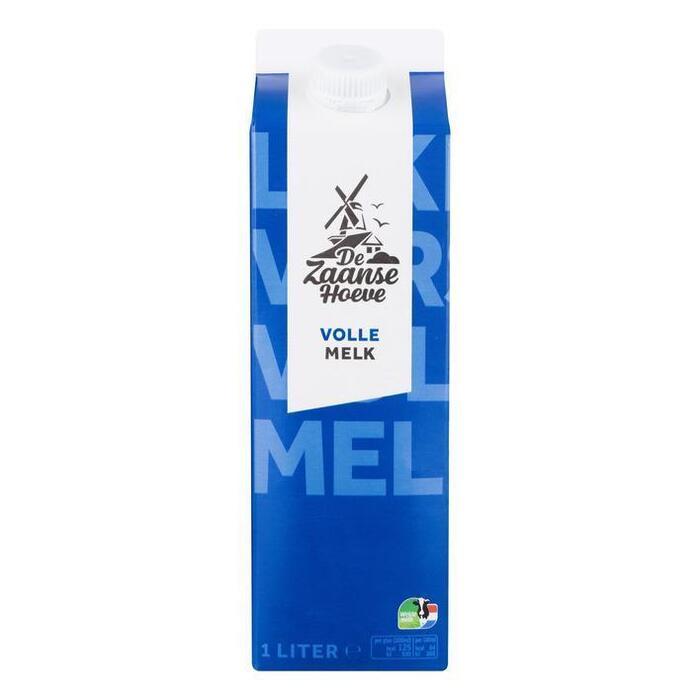 De Zaanse Hoeve Volle melk (1L)