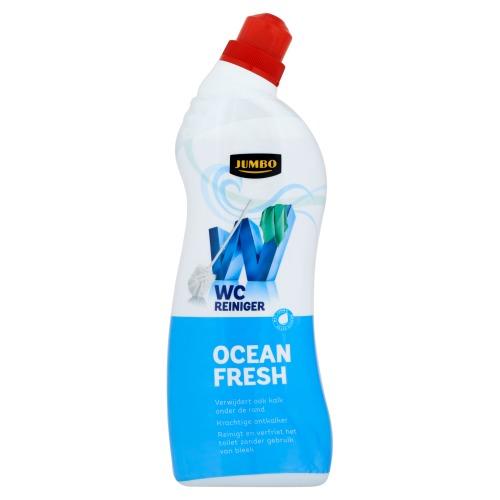 Jumbo WC Reiniger Ocean Fresh 750ml (0.75L)