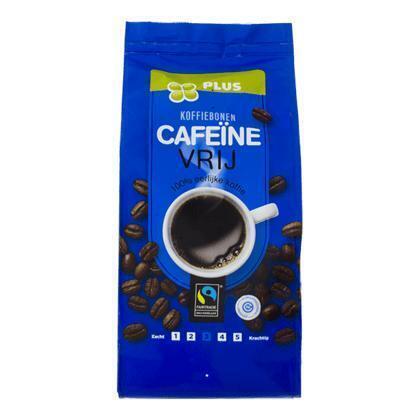 Koffiebonen Cafeïnevrij (500g)