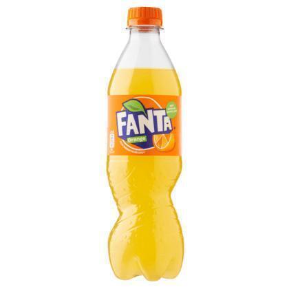 Fanta Orange (rol, 50 × 0.5L)