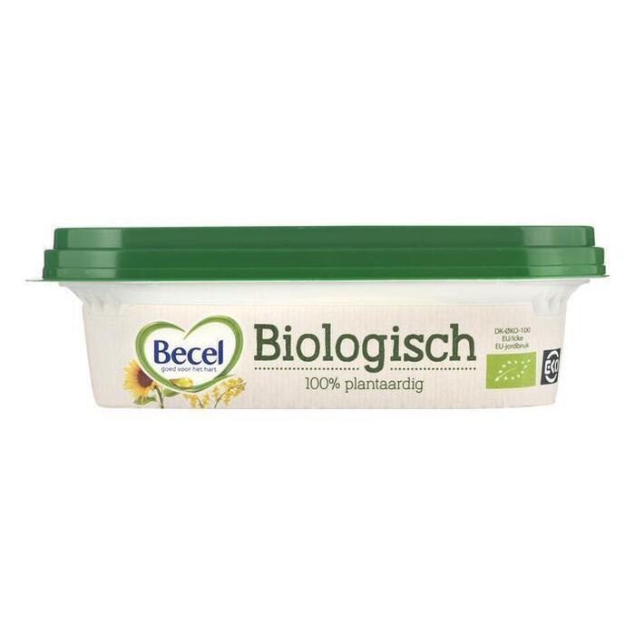Becel 100% Plantaardig biologisch (250g)