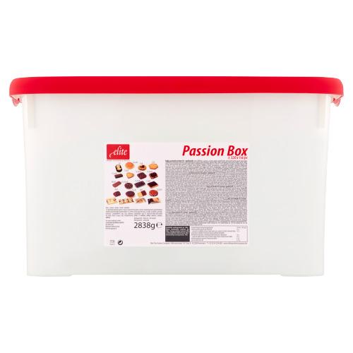 Elite Passion Box koek en chocolade assortiment 320ST (2.84kg)