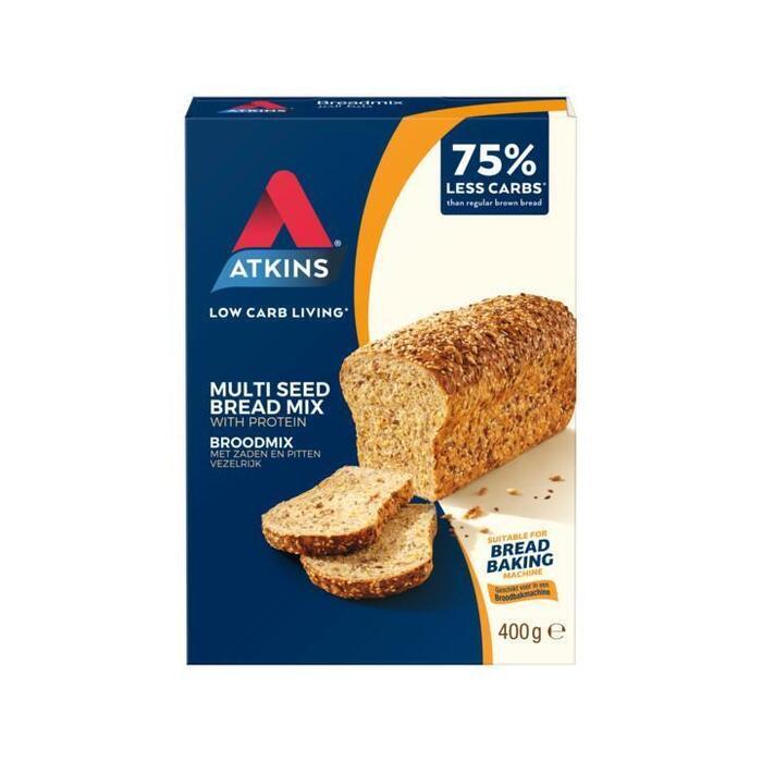 Atkins Day break broodmix (400g)