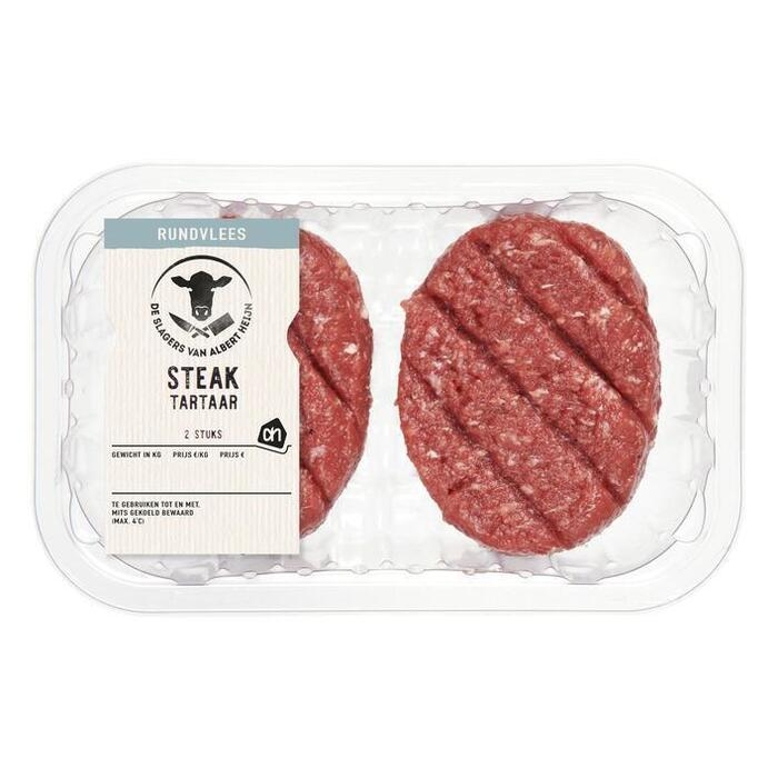 AH Runder steak tartaar