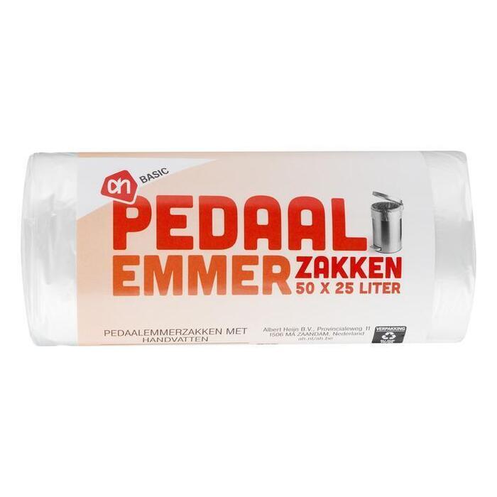 AH BASIC Pedaalemmerzakken middel 16-20 lt (40 st.)
