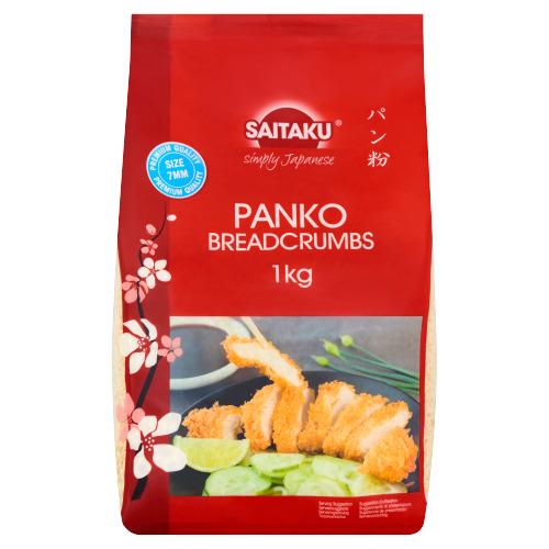 Saitaku Panko Breadcrumbs 1 kg (1kg)