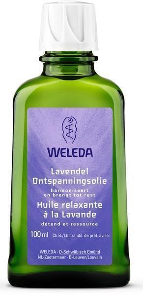 Lavendel ontspanningsolie (100ml)