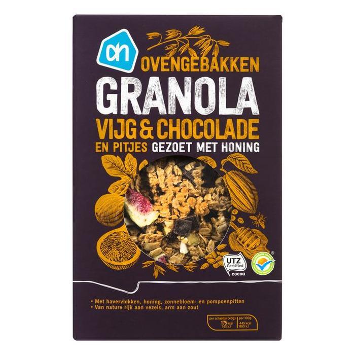 Ovengebakken Granola (doos, 350g)