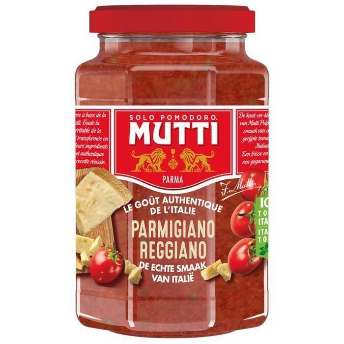 Mutti Pastasaus Parmigiano Reggiano (400g)