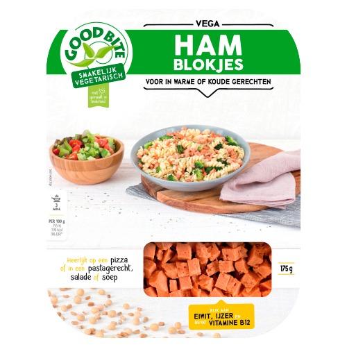 Hamblokjes vega (175g)