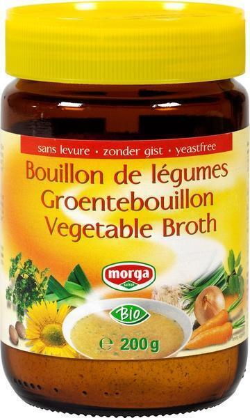 Groentebouillon vet-/gistvrij (200g)