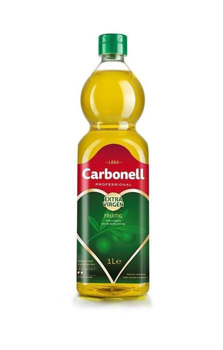 Professional Extra Virgen Fruitig (glazen fles, 1L)