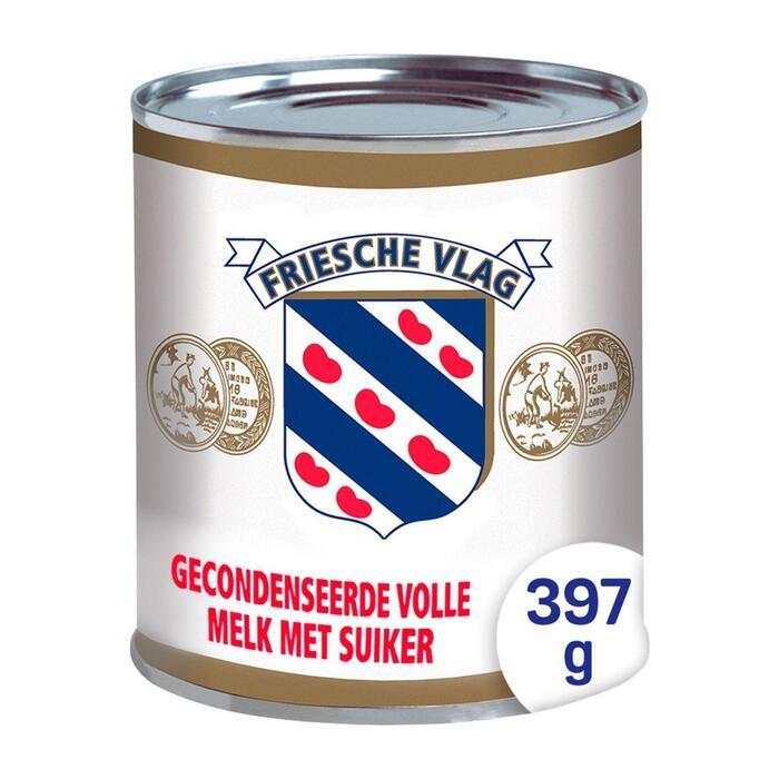 Gecondenseerde Volle Melk (blik, 397g)
