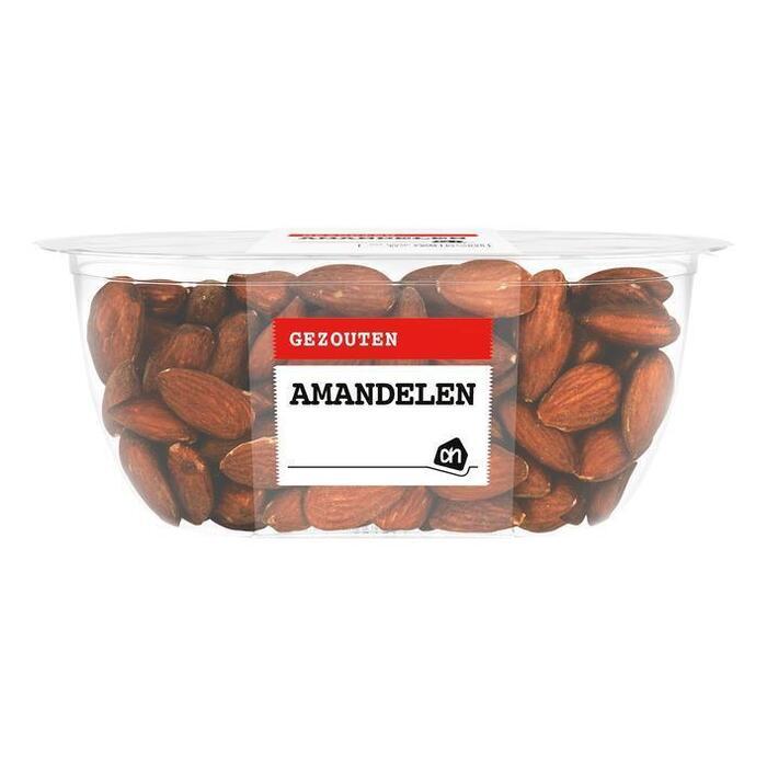 AH Amandelen gezouten (190g)
