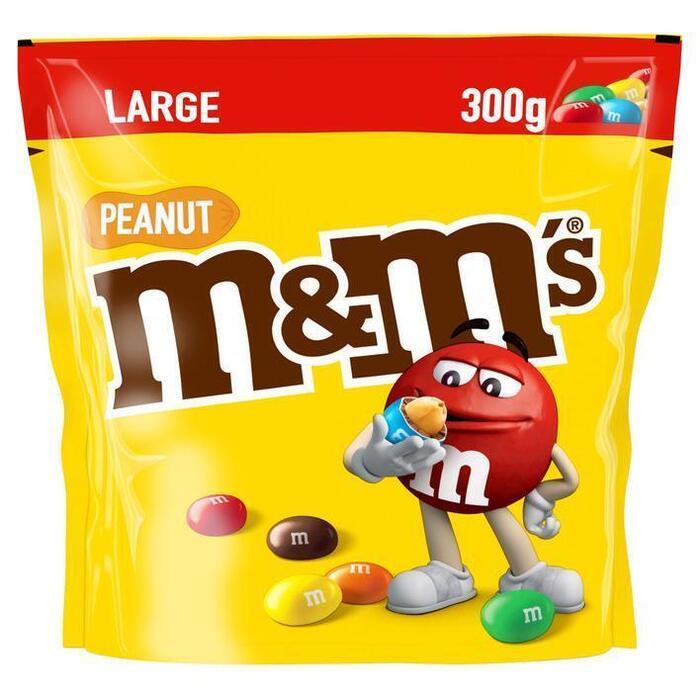 M&M's Pinda (zak, 300g)