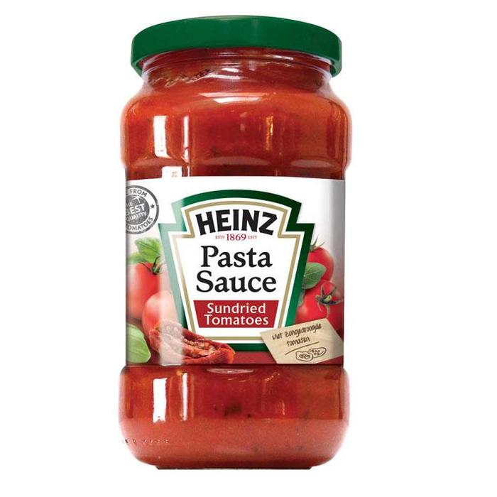 Pasta sauce sundried tomatoes (pot, 300g)