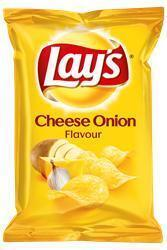 Lay's Chips cheese onion (40g)