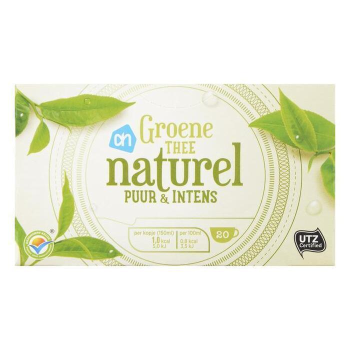Groene thee (doos, 20 × 1g)